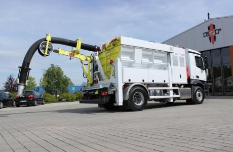 דפי מוצר RSP משאיות